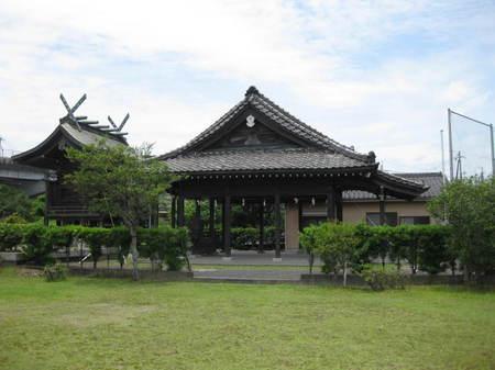 谷山護国神社(3)