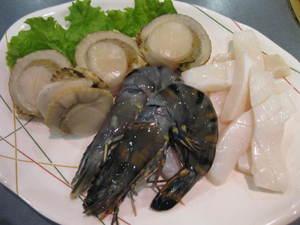 焼肉の白川‐海鮮盛り合わせのサムネール画像