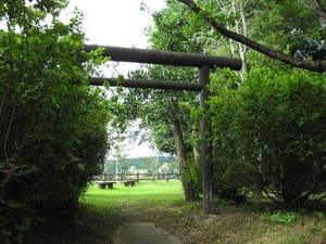 松山城址 護国神社(2)