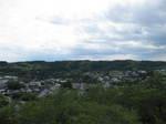 松山城からの眺め(1)