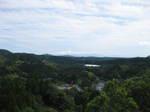 松山城からの眺め(3)