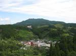 松山城からの眺め(4)