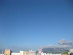 桜島噴火の様子4回目