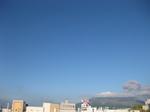 桜島噴火の様子6回目