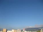 桜島噴火の様子7回目