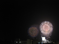 サマーナイト花火大会2011(1)